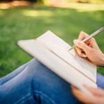 Laat angst jouw verhaal niet schrijven, maar schrijf zelf jouw verhaal